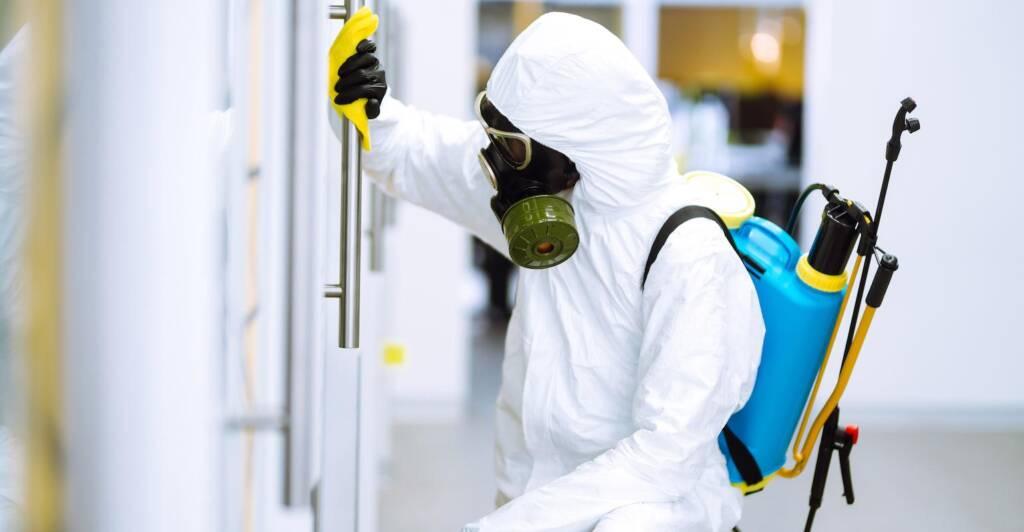 dezinfekcijos paslaugos